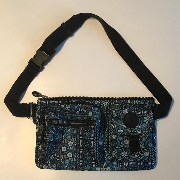 Kipling Handbags - Kipling Presto Convertible Waist-pack bag.